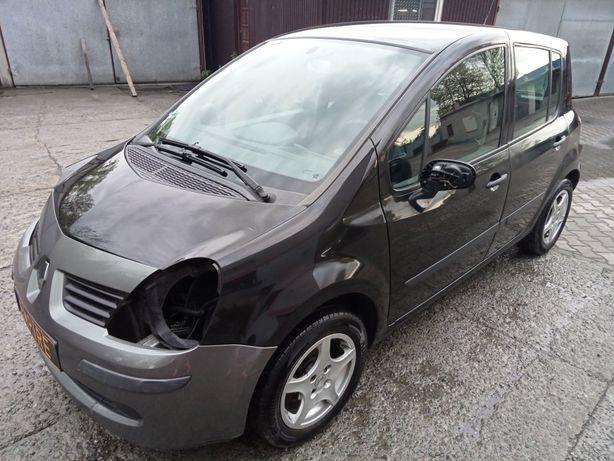Sprzedam Renault Modus 2006/07Lift 1.6benz 120tyś km(wsp kier,klima)