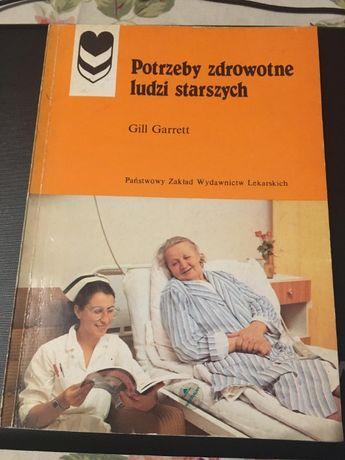 Gill Garrett- Potrzeby zdrowotne ludzi starszych