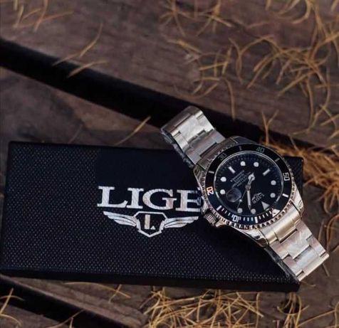 Relógios Masculinos Marca Lige Originais (Novos)