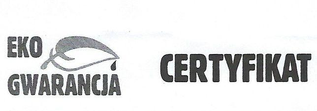 GRYKA reczka tatarka zbiór 2020 certyfikat eko faktura VAT koniczyna