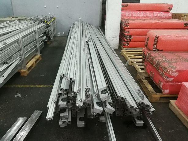 Profil konstrukcyjny 45x100 do 6m Przenośnik transportowy Rexroth CNC