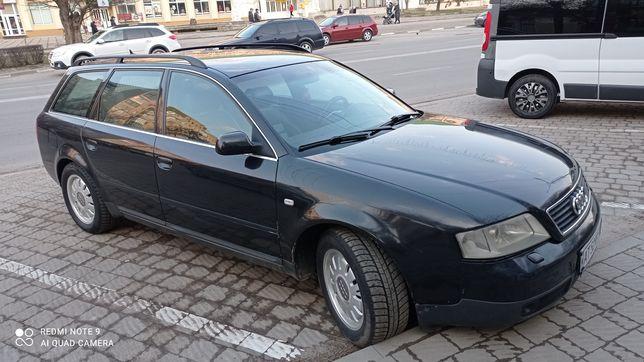 Audi a6 c5 sline