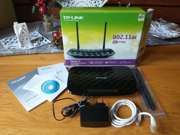 Router Bezprzewodowy TP-LINK archer C2 AC 750Mb DualBand v1.1