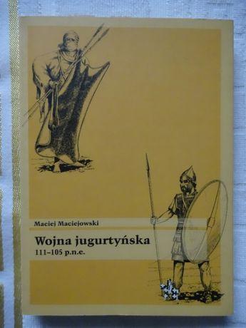 Wojna jugurtyńska 111-105 prz. Chr. Inforteditions _NOWA