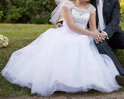 Suknia ślubna 40-44
