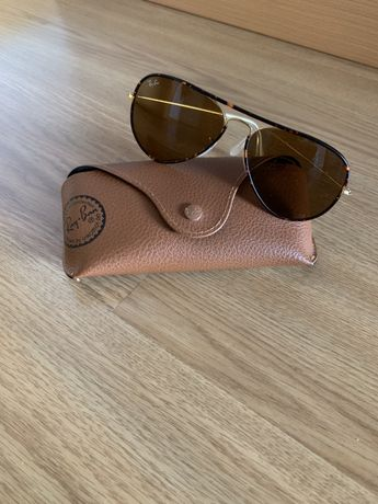Óculos Sol Ray-Ban Aviator Full Color 001 58Q144