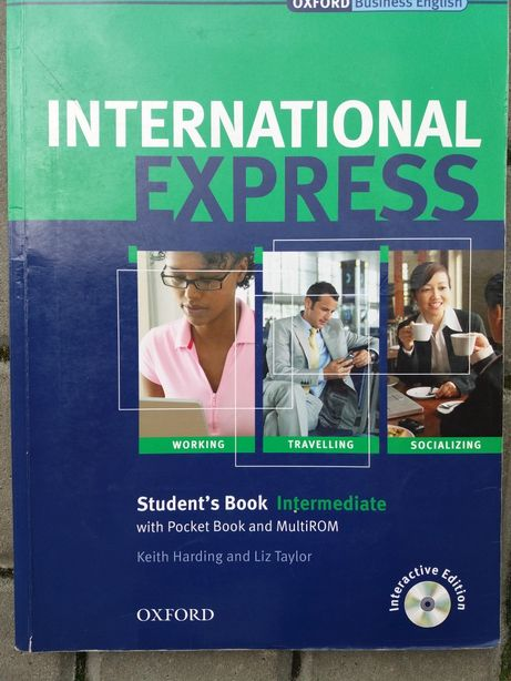 International express Intermediate Oxford