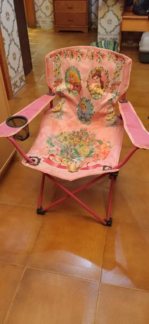 Cadeira de praia Princesas Disney
