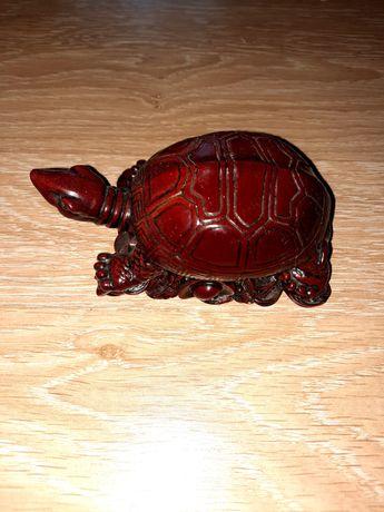 Черепаха на монетах, статуэтка, фен-шуй