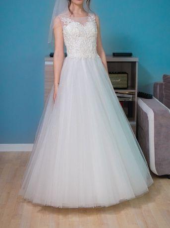 Suknia ślubna 34 XS