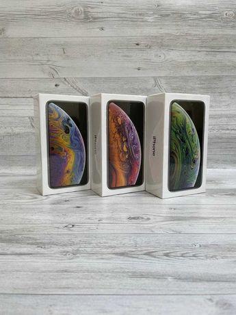 Акція•NEW iPhone Xs Face-ID 64 Gb •Space Gray • Original•Є всі Кольори