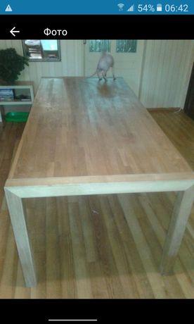 Большой стол. Дуб. (Бельгия)
