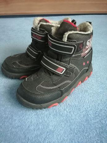 Zimowe buty r. 26