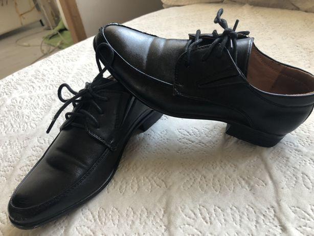 Buty eleganckie Komunia ślub
