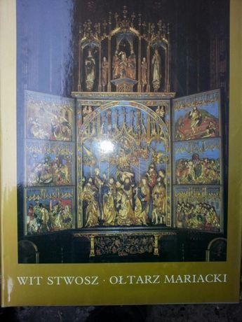 Wit Stwosz Ołtarz Mariacki Album
