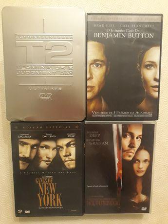 Dvd's Edição Especial