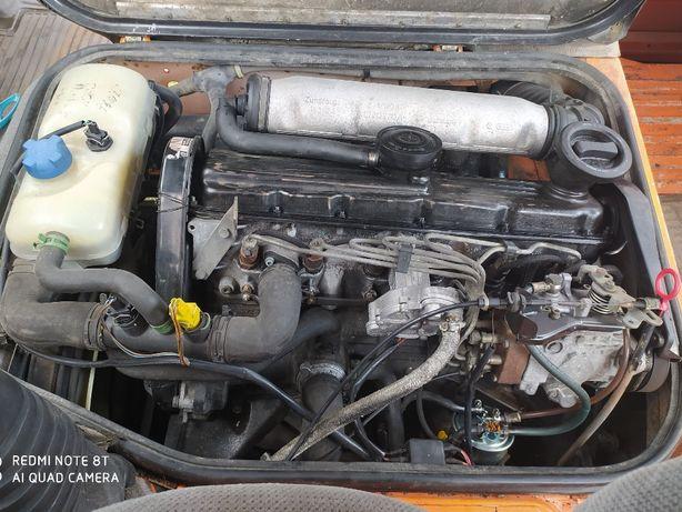 Silnik Volkswagen LT 28,31,35,40,45 2,4 D **Vw LT