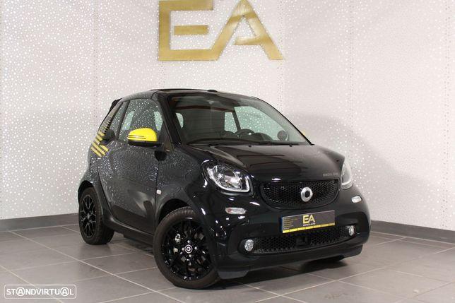 Smart ForTwo Cabrio Iva dedutível empresas/Baterias Próprias
