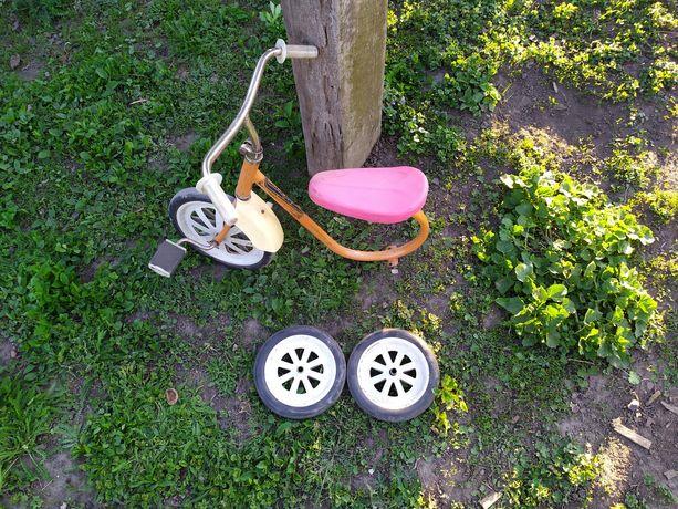 Велосипед СССР мишутка