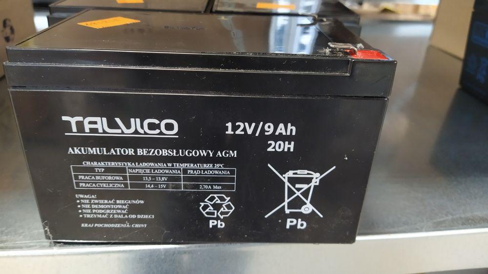 Akumulator żelowy 12v  7ah 6v 7ah 5ah 18ah szczecin Szczecin - image 1