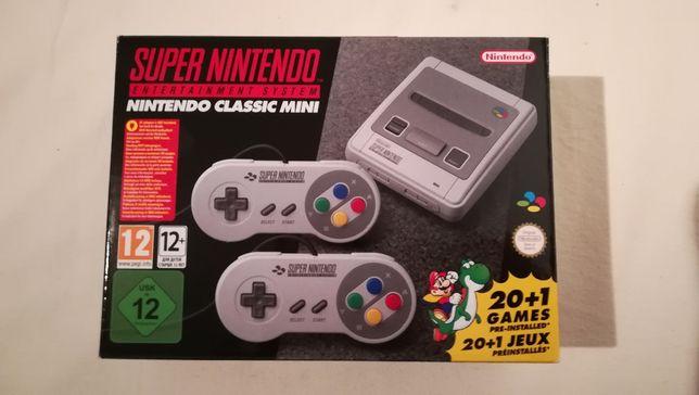 Consola Nintendo SNES Classic Mini