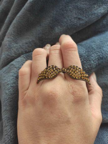 Колечко на 2 пальці