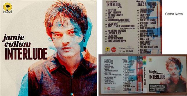 Jamie Cullum - Interlude ''Edição com Cd E Dvd''
