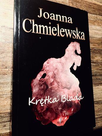 """Krętka Blada"" - Joanna Chmielewska"