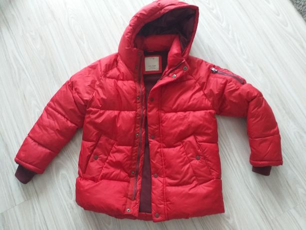 Zara kurtka zimowa 152