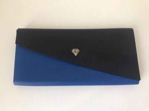 Clutch azul Melissa