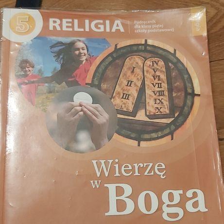 Podręcznik do religii klasa 5