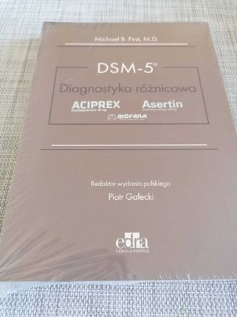 DSM-5. Diagnostyka różnicowa - Michael B. First