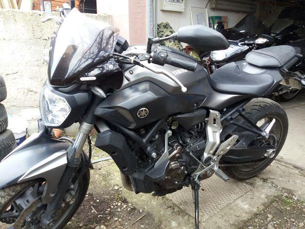 Yamaha MT 07 2014r.
