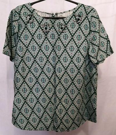 Новая яркая блузка Monsoon 50 размера