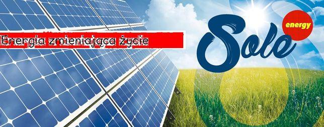 Fotowoltaika, energia ze słońca Panele słoneczne, Węgorzewo