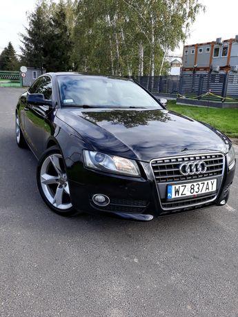 Audi a 5 2,0 TFSI ,180 KM, S LINE ,Szwajcar ,Pełny Serwis A.S.O.,Bezwy