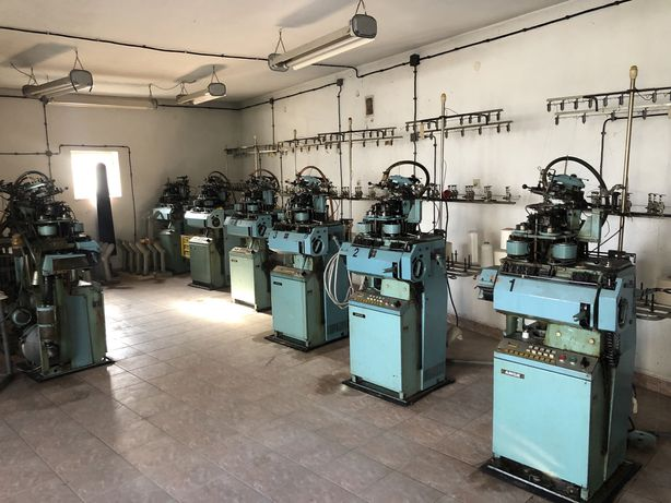 PILNE!!! Maszyny do produkcji skarpet z nićmi
