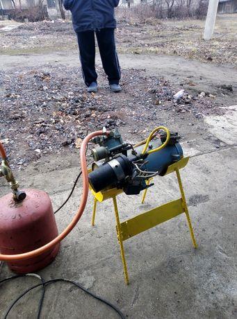 Автономка шааз 015 на газу
