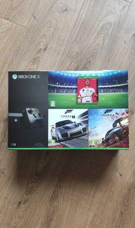 XBOX ONE X 1TB + 3 dodatkowe gry