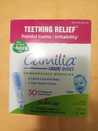 IHerb Camilia Boiron засіб для зняття болю при прорізуванні зубів