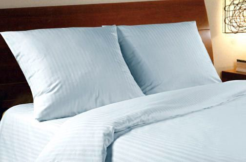 Наволочки для подушек 70х90см страйп сатин (100% хлопок) 100 грн