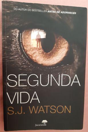 Segunda Vida, S.J. WATSON