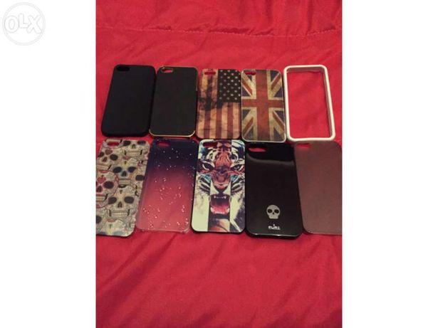 Capas para iphone 5, 5S e SE