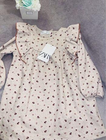 Nowa sukienka Zara rozmiar 104