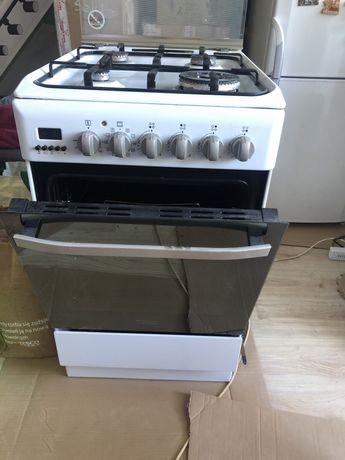 kuchenka gazowo-elektryczna hotpoint ariston