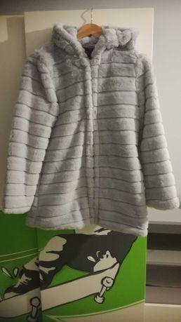 Płaszcz/kurtka z futerkiem