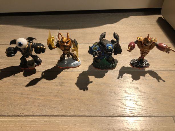 Skylanders Figurki oraz Dodatki: Giganci, Swap Force, Trap Team, Super