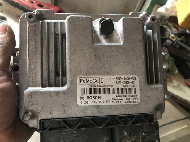 Блок управления двигателем Форд Фокус мк3 15-18г 2.0 Америка