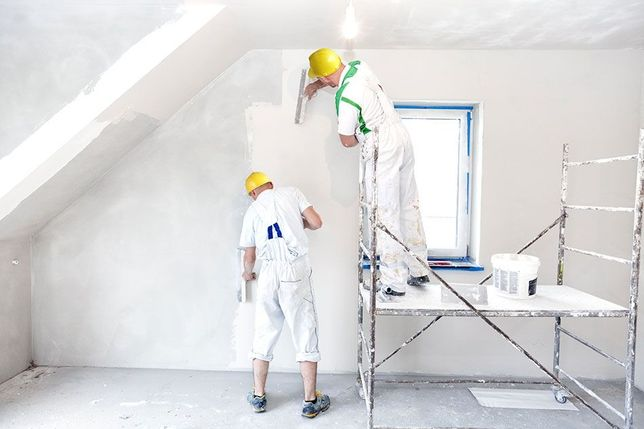 Gładzie Szpachlowanie Malowanie Remonty mieszkań