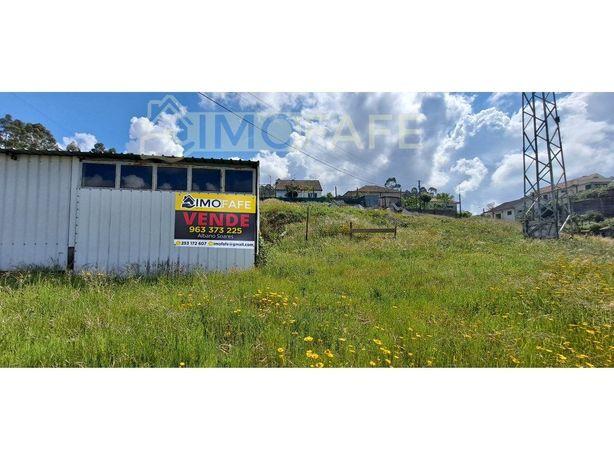 Terreno para construção entre Fafe e Felgueiras